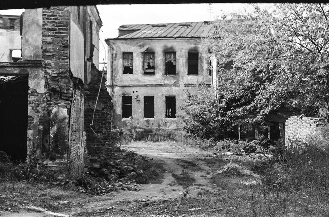 Верхний город, Минск, конец 80-х