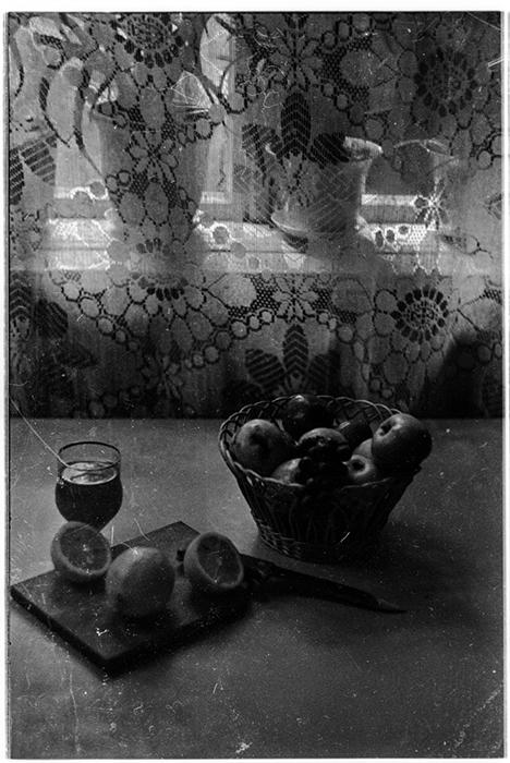 Натюрморт. Брест, 1984год