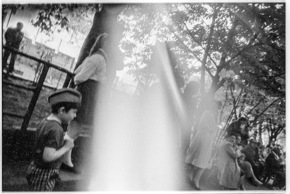 Луч солнца. Минск, 1986 год