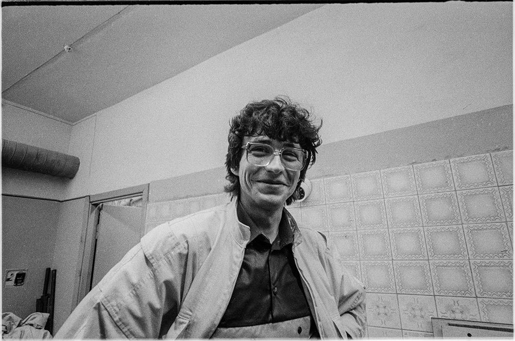 Александр. Минск, 1987 год