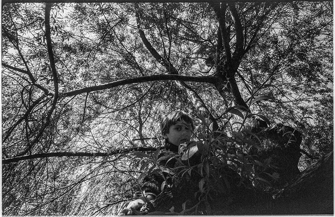 Детские игры. Пл.Ленина, Минск, 1986 год