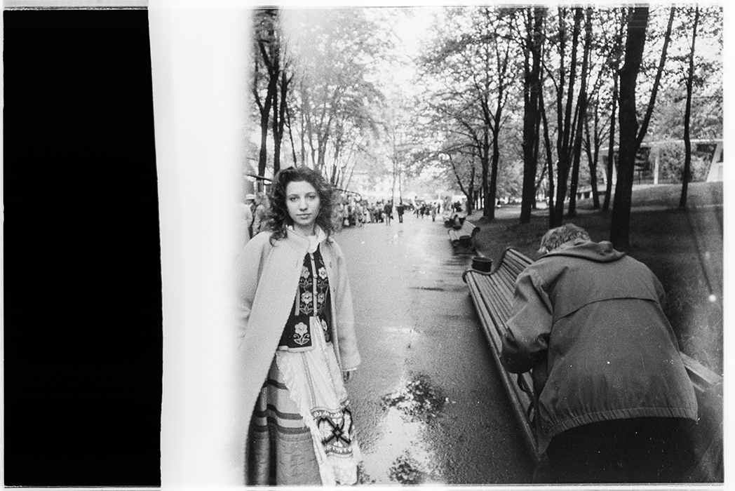 Взгляд. Минск, 1986год