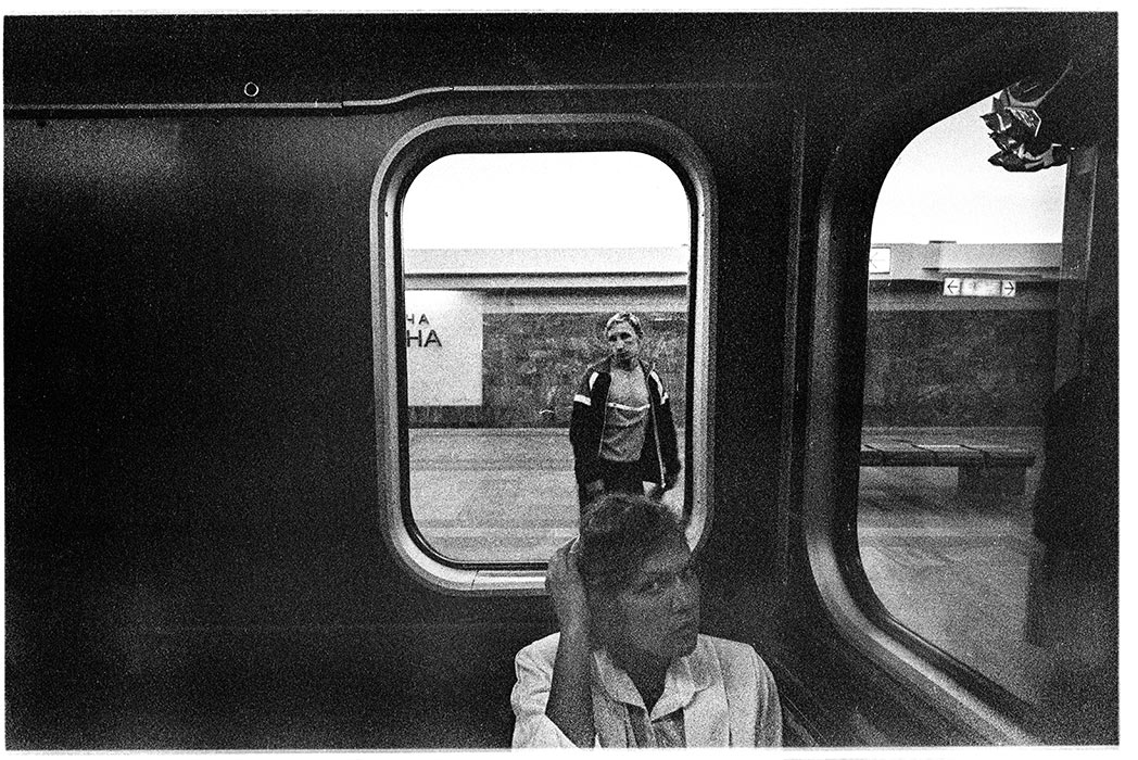 Метро. Минск, 1984 год