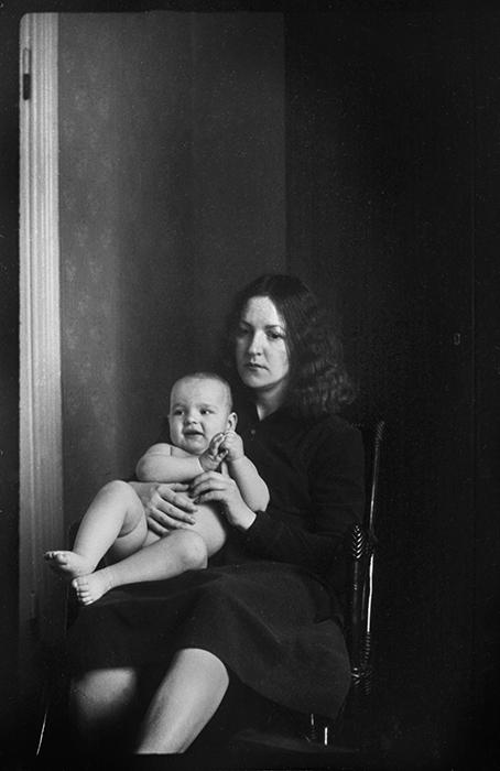 Элла с Дашей, Минск, 1984 год