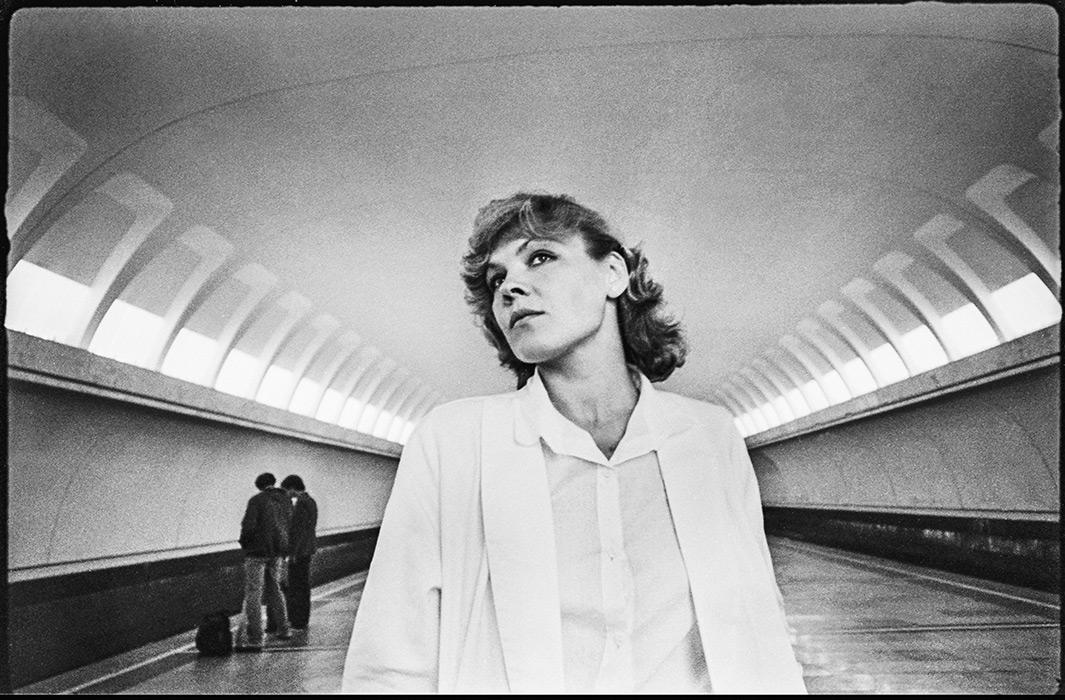 Метро, Минск, 1984 год
