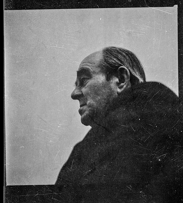 Мужской портрет. Минск. 1985 год