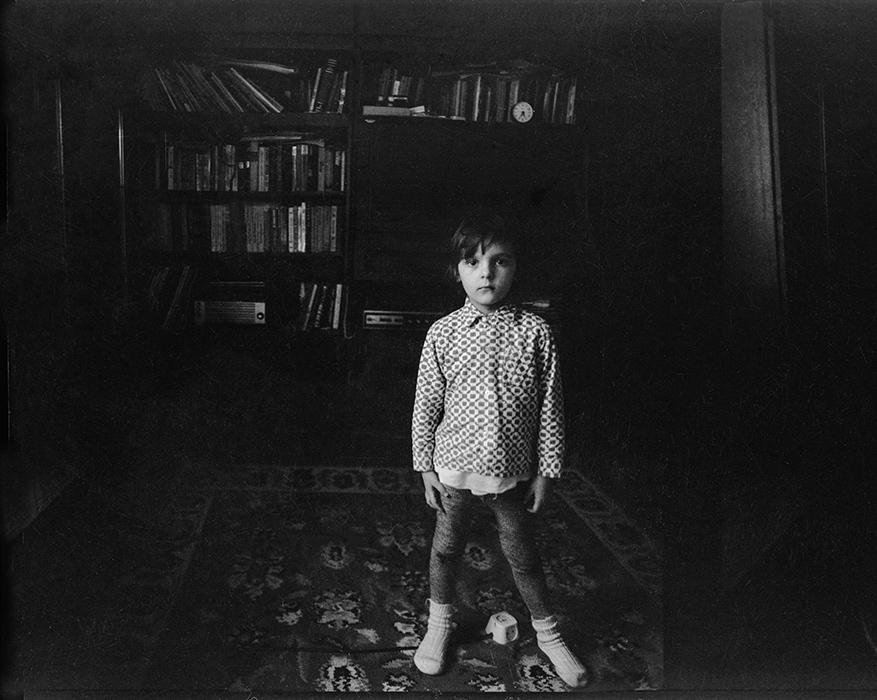 Даша. Минск, 1987 год