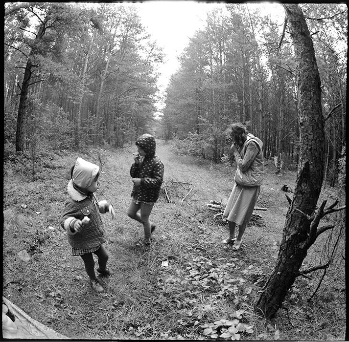 Пикник. Минский р-н, 1987 год