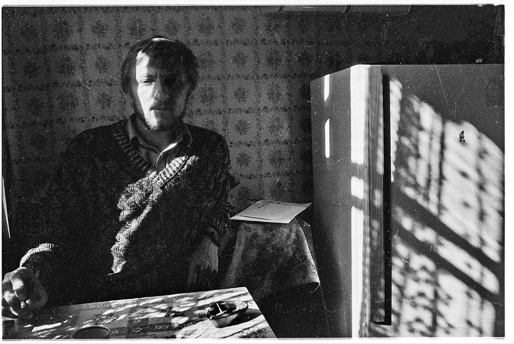 Александр Вычев, Минск, 1987 год