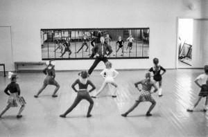 Урок танцев. Минск, середина 80-х