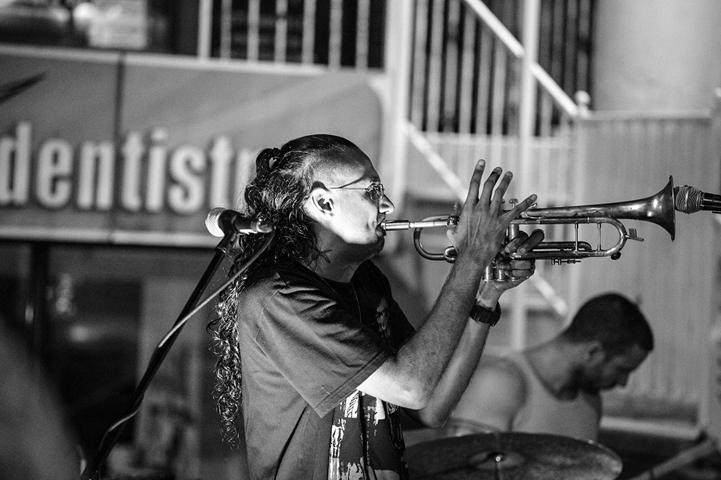 Фестиваль джаза в Торонто, 2015г.