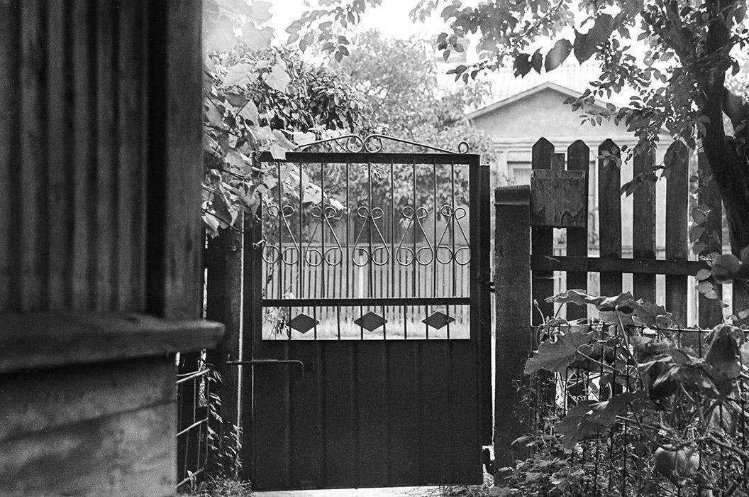Родительский дом. Брест, 1984 год
