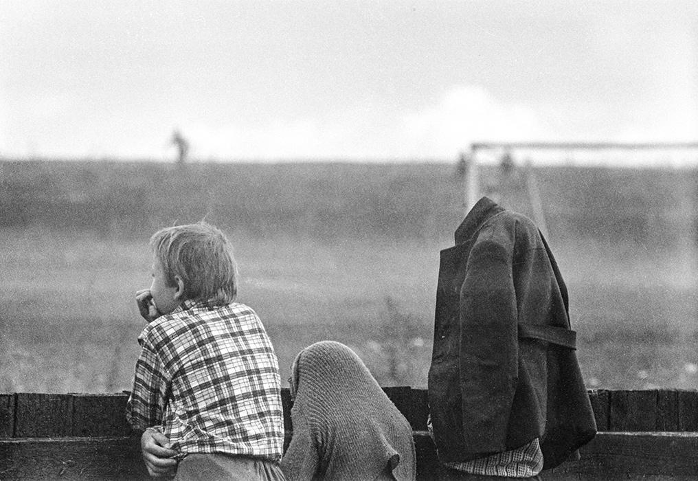 Болельщики, Минский р-н, 1984 год