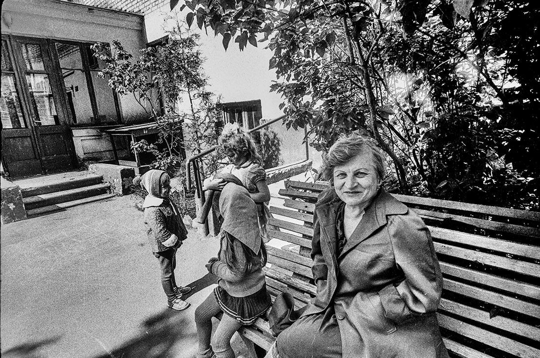 Минск, 1987 год