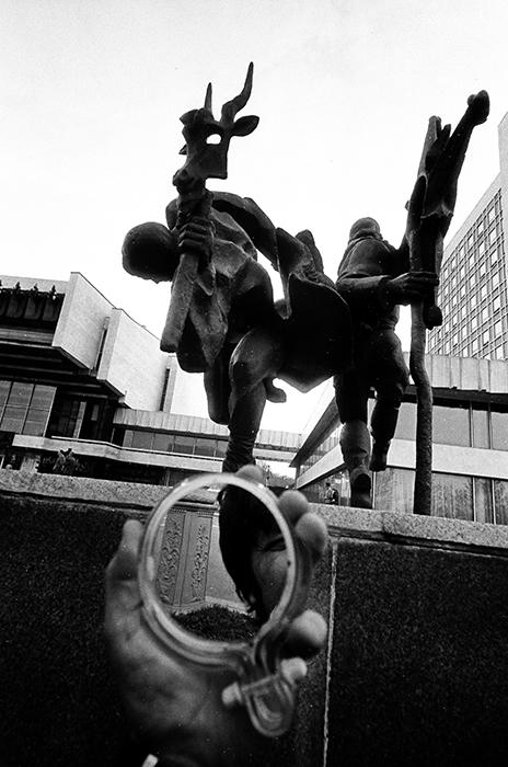 пр-кт Машерова, Минск, середина 80-х