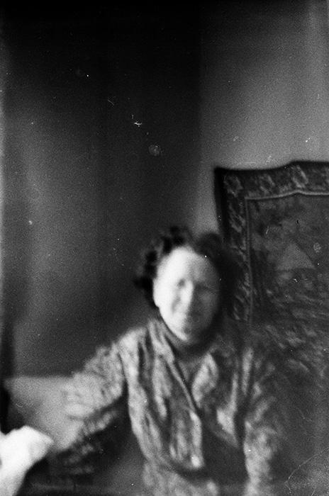Портрет мамы, Брест, 1985 год