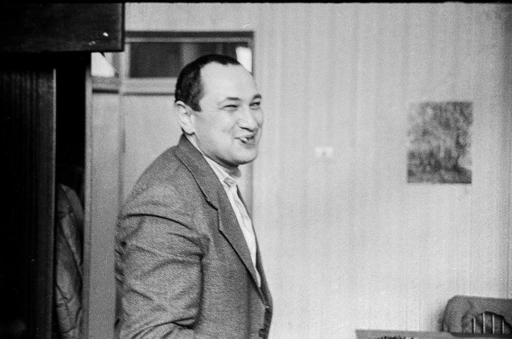 Бухгалтер Борис. Минск, 1984 год