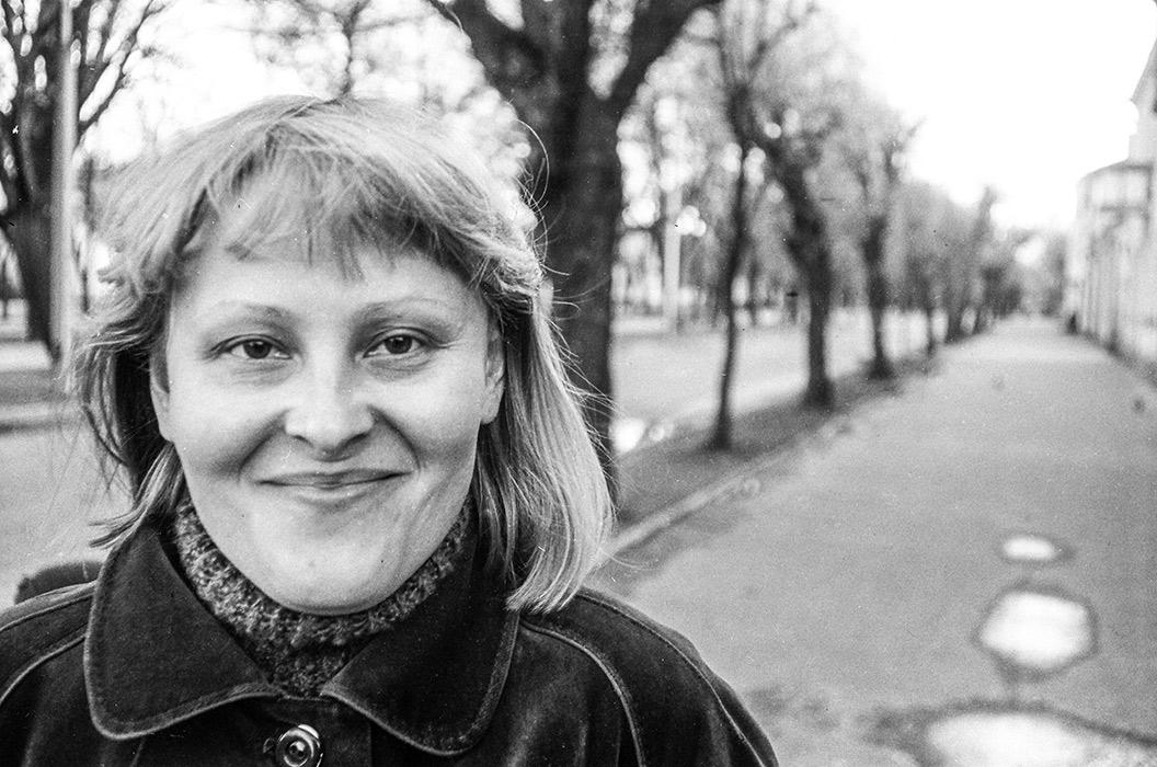 Светлана, Брест, середина 80-х