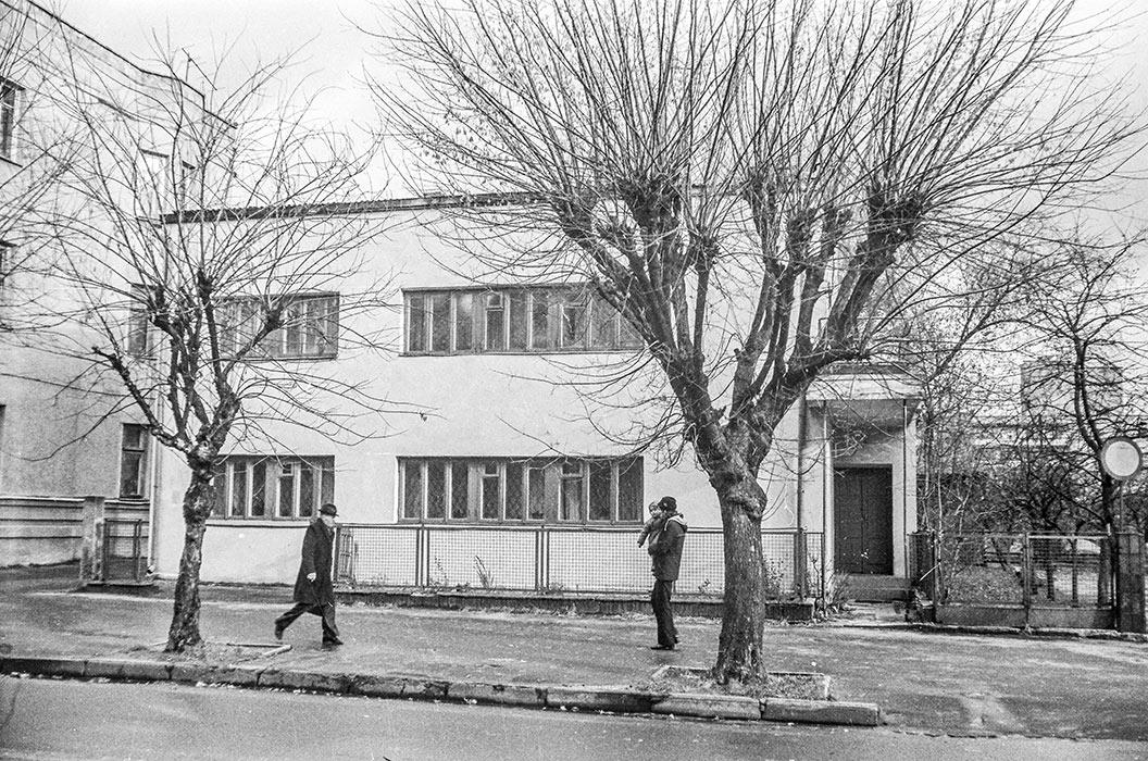Брест. Середина 80-х