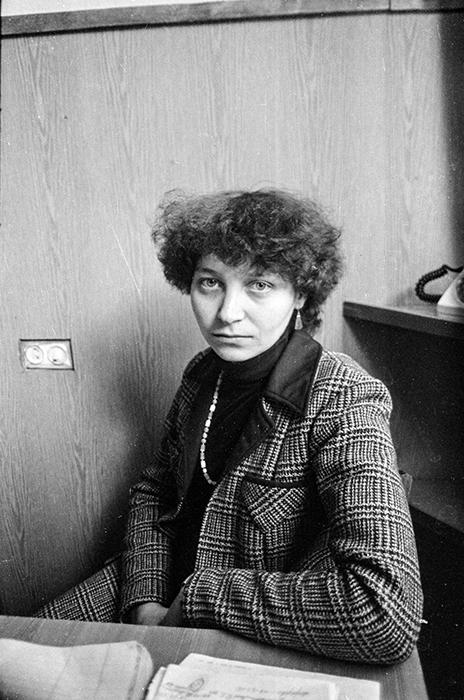 Секретарь. Минск, 1983 год