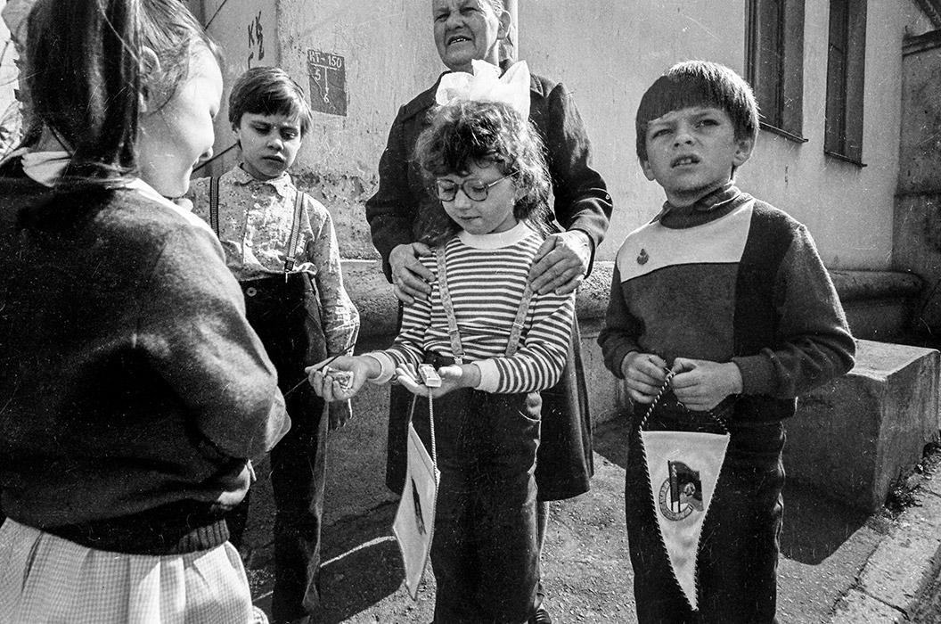 Обмен. Минск, 1987год