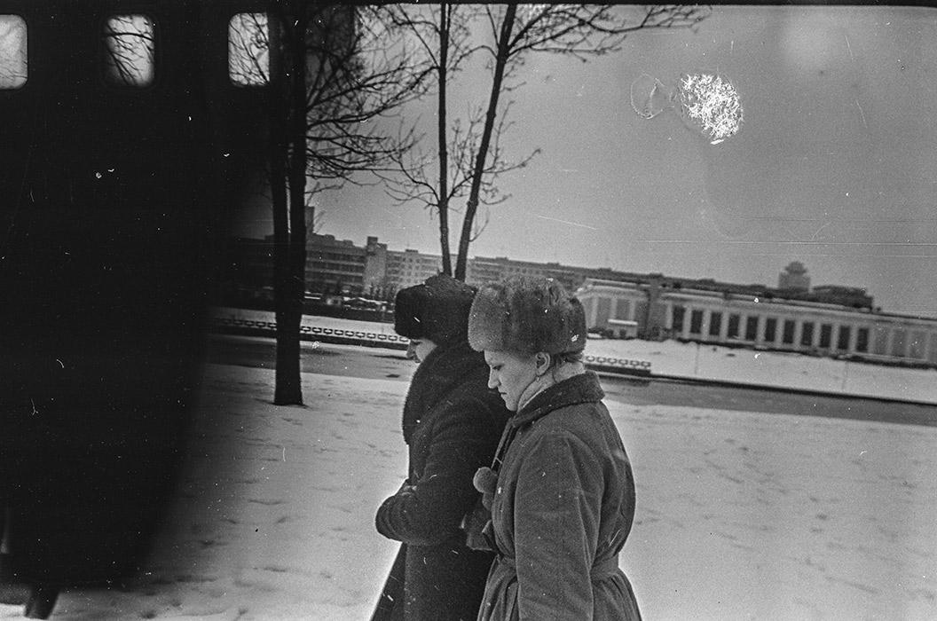 Троицкое предместье, Минск, середина 80-х