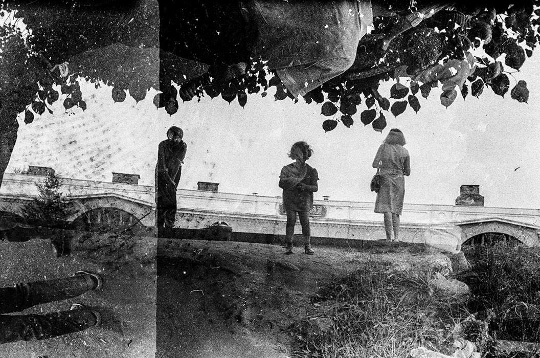 Без названия. Минск.Брест, 1984 год