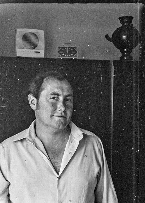 Николай. Брест, 1984 год