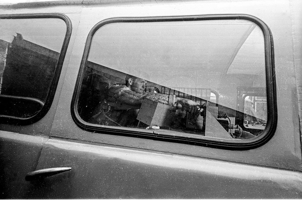 Композиция. Минск, 1988 год