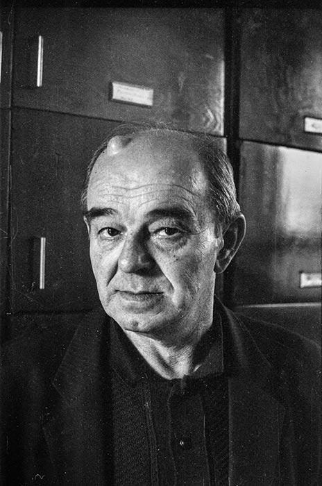 Портрет. Минск,1983 год