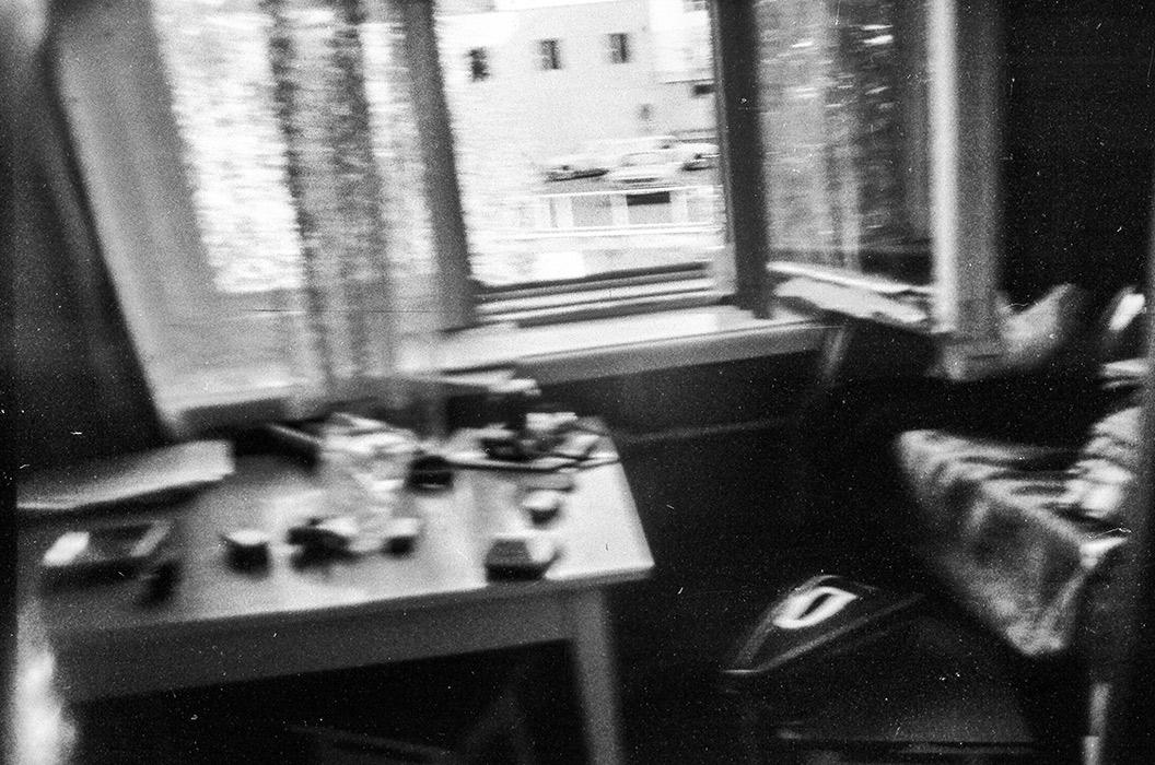 кухня. Минск, начало 80-х