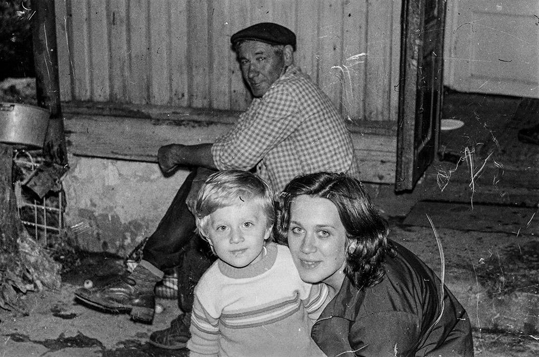 ххх. Брест, 1986 год