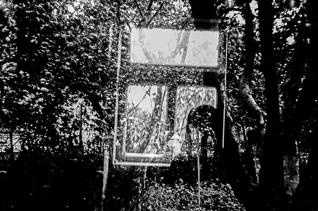 Окно в саду. Брест, 1985 год