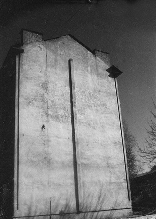 Дом по ул.Мясникова. Минск, середина 80-х
