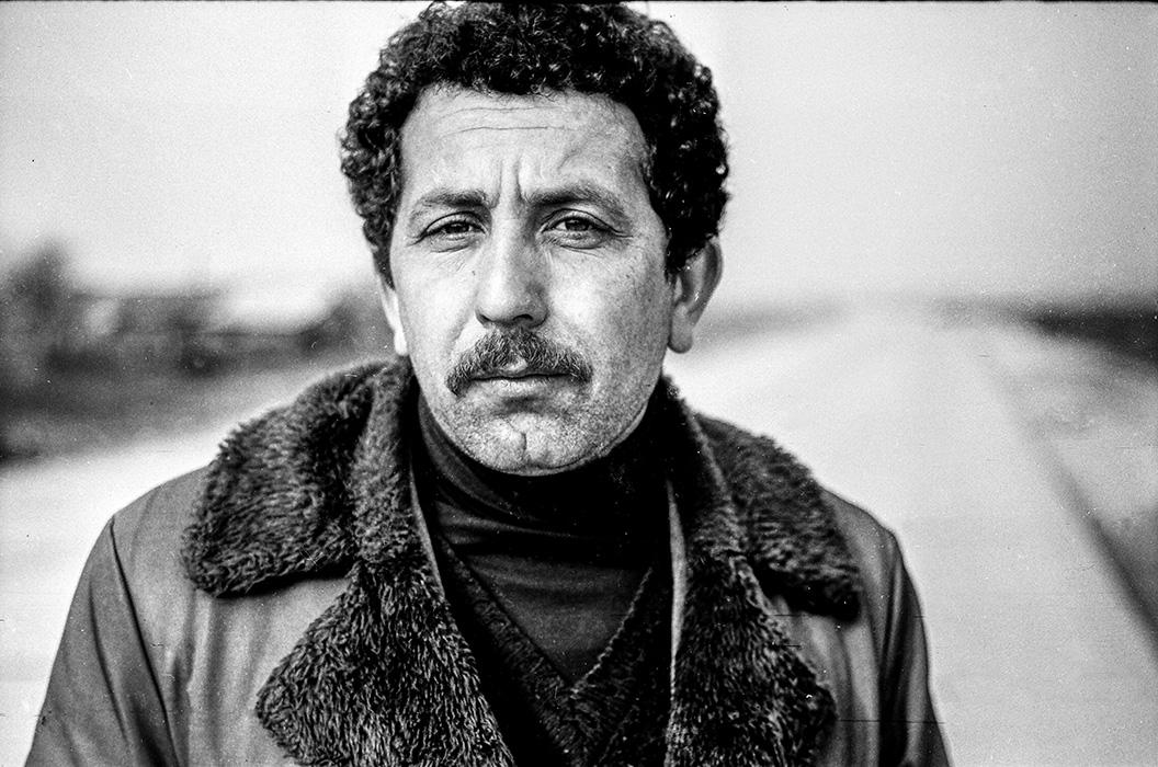 Кудрат Байрамович. Прораб, строитель автодороги Москва-Минск-Брест, 1982 год