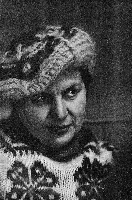 Портрет. Минск, начало 80-х