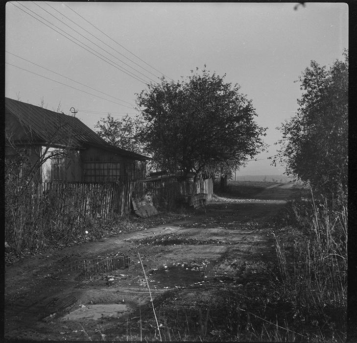Деревня, Минский р-н, начало 80-х