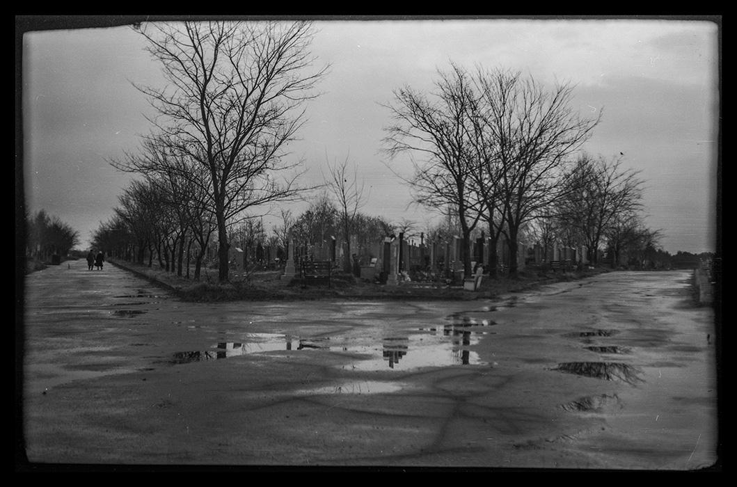 Кладбище, Брест, середина 80-х
