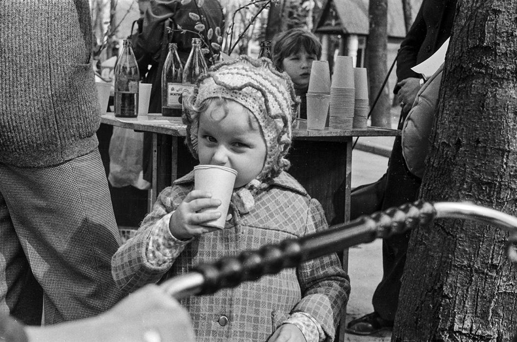Минск, 1984 год