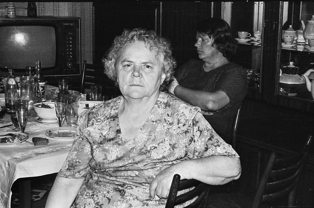 Ольга Назаровна Фурс, Минск, середина 80-х