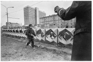 пр-кт Машерова (тогда), Минск, 1987 год