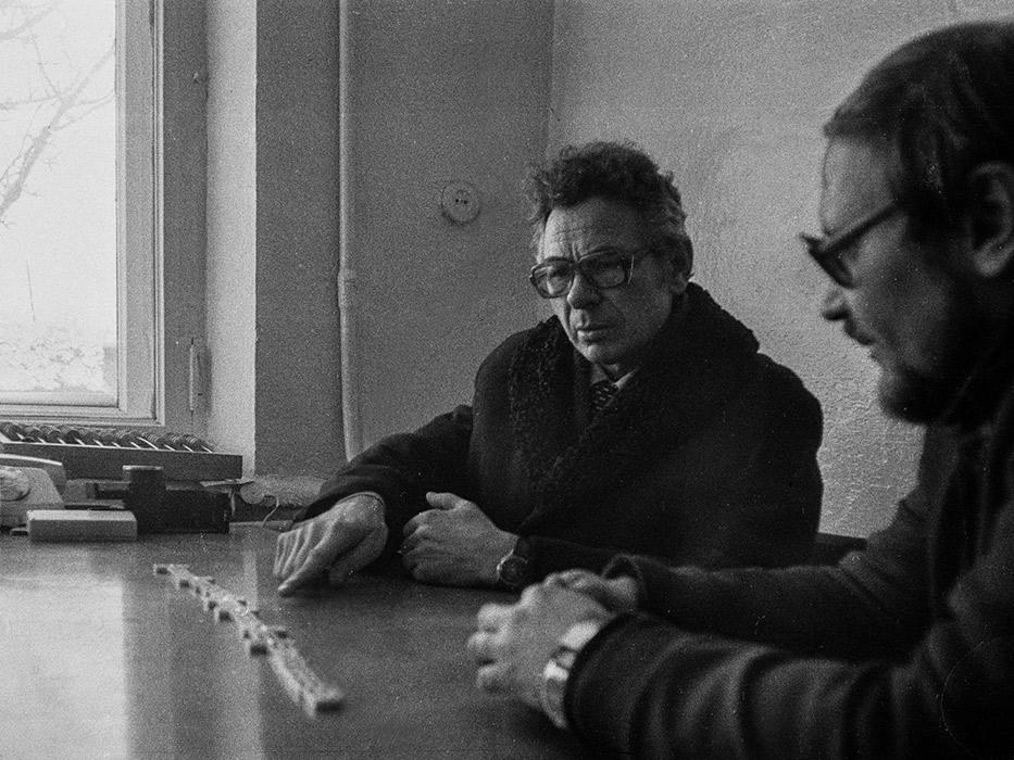 Домино. Минск, 1982 год