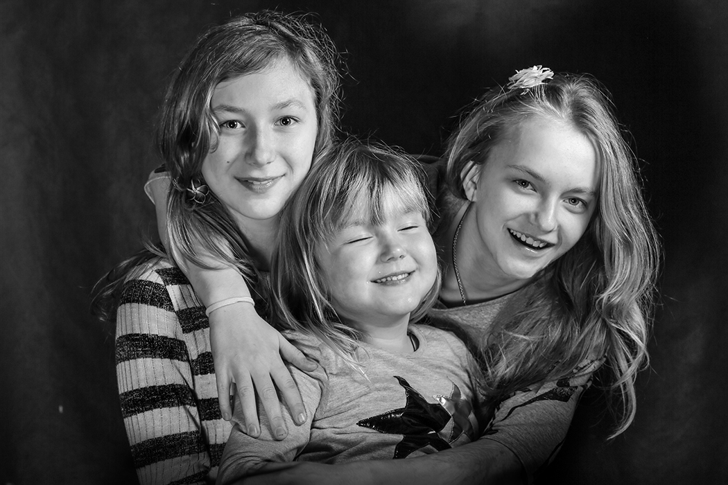 Три сестры. 2016 год