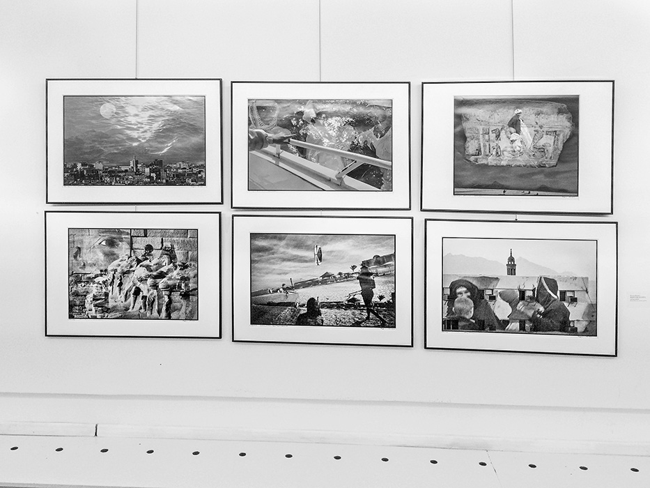 Фотографии Вадима Качана на выставке VOYAGE,VOYAGE во Дворце искусств в Минске